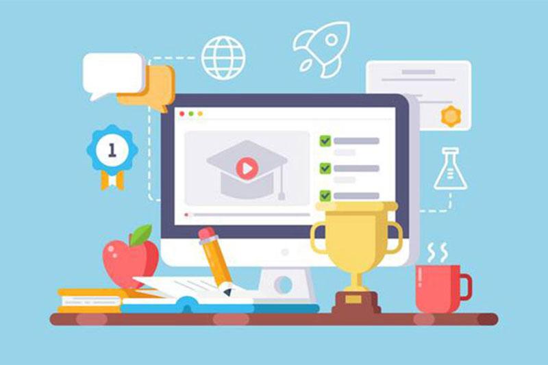 Educação online como forma de atrair o aluno e incentivar o estudo