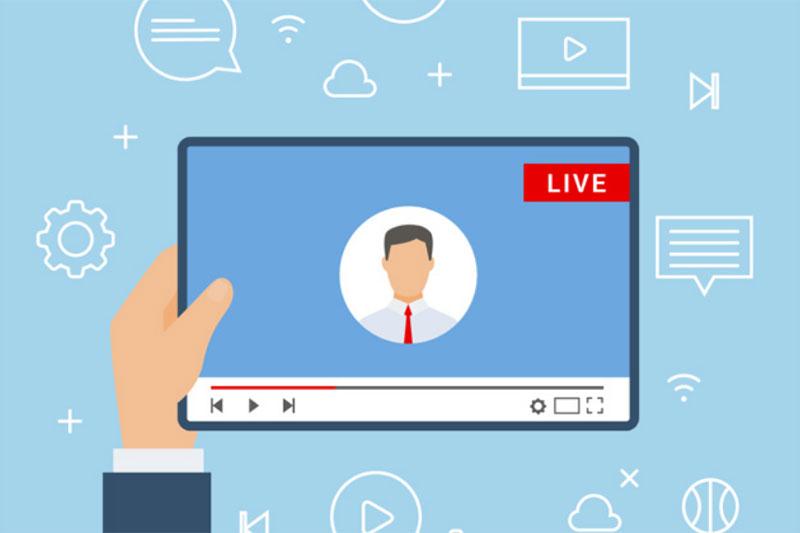 Ensino a distância: vantagens de transmitir suas aulas ao vivo