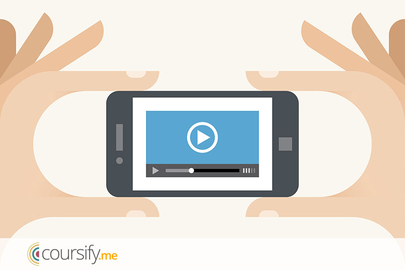 sell online courses with video marketing
