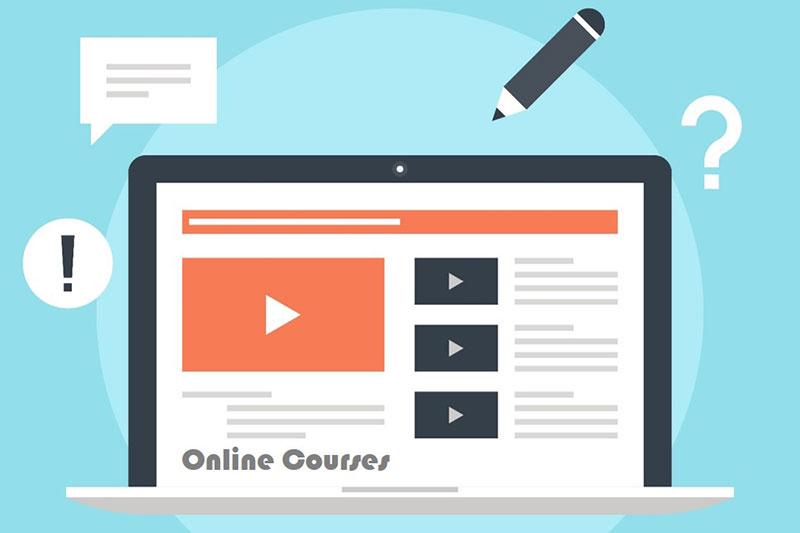 conteúdo para cursos online