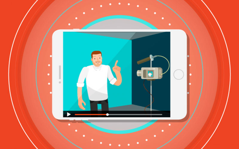 Setting up an online course: video tips