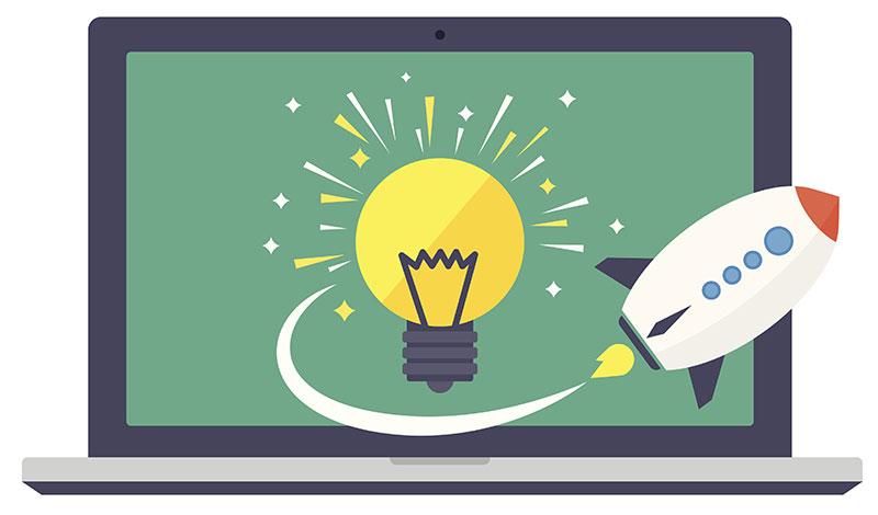 trabalhar em casa com cursos online