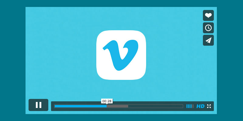 Vimeo: create quality videos to your online course