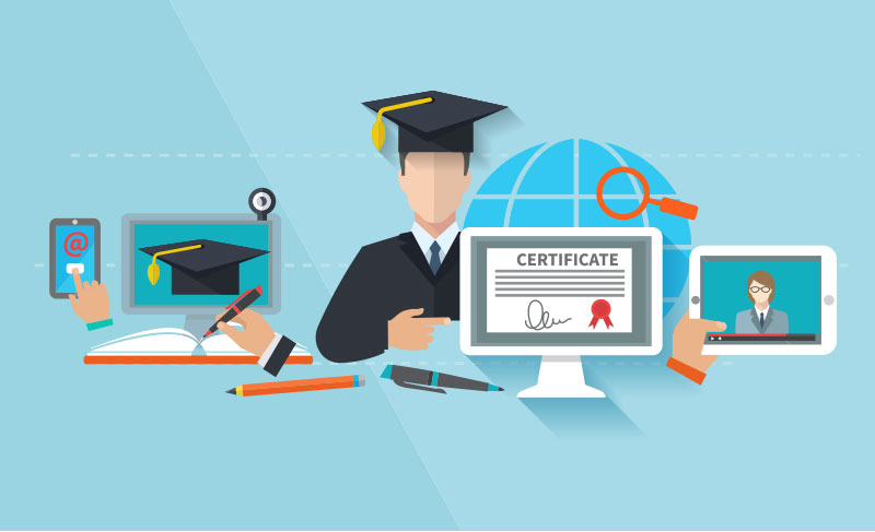 Online courses with certificate