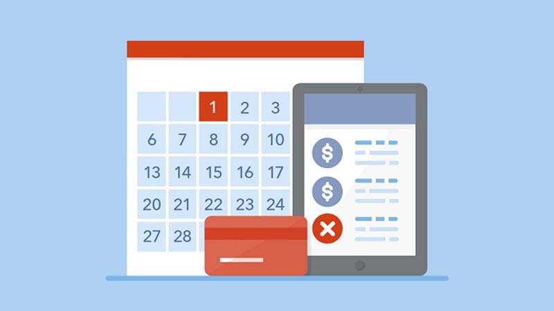Pagamento recorrente: benefícios para o seu curso online