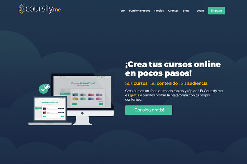 Now Coursify.me also speaks Spanish!