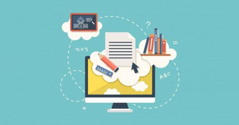 planejar conteudo curso online