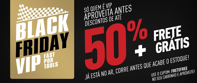 Black Friday VIP