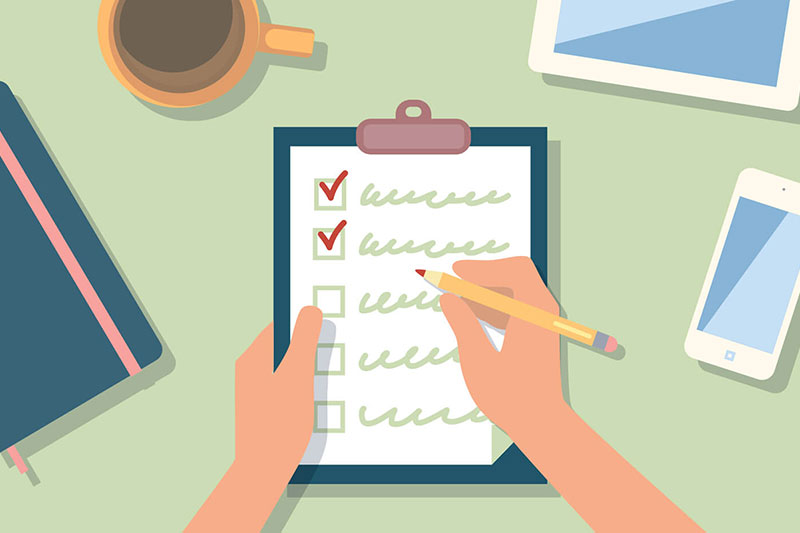 Guide to Create Online Course: Planning Checklist