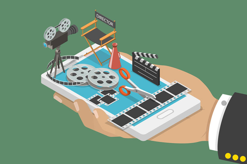 Video editing: basics to edit online courses