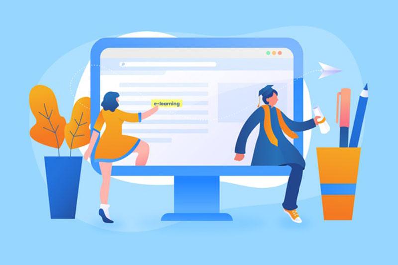 Como a educação online dá suporte ao ensino escolar