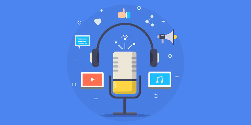 Podcast as a strategy to sell online courses